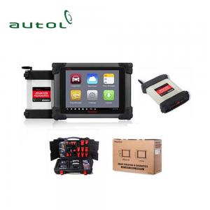 China Original AUTEL MaxiSYS Pro MS908P  auto car diagnostic machine Autel Maxisys pro ms908P J2534 interface and ECU coding on sale