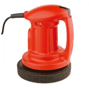 China Red Rotary Type Orbital Waxer Polisher With VDE PLUG 19mm Pad Thinkness on sale