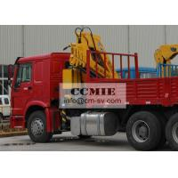 Hydraulic Truck Mounted XCMG Construction Machinery For Safety Mining Industry