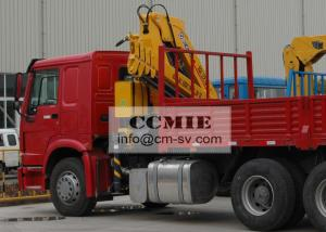 China Hydraulic Truck Mounted XCMG Construction Machinery For Safety Mining Industry on sale