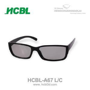 China wholesele excellence quality and low price 3D Theater Glasses on sale