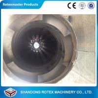 Équipement en bois de dessiccateur de granule de tambour rotatoire de biomasse avec 12 mois de garantie