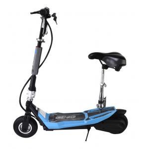 China 座席、24V李イオン電池が付いている小さい折り畳み式の大人の電気スクーターを作って下さい on sale