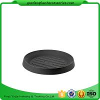 "Plastic Flower Pot Saucers / Plant Pot Trays Prevents Water Stains On Decks ​Large: is 13"" inside diameter, 18"" outside"