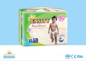 China Sleepy Disposable Baby Diapers 100% Quality Guarantee With Super Absorbent Polymer on sale