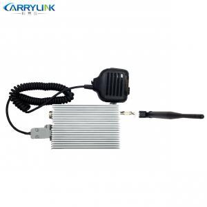 China SMA 25W Wireless RF Audio Transmitter And Receiver / High Power VHF UHF Transmitter on sale