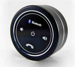 China Acrylic / Aluminum BT-6 Popular Bluetooth Speakers / Rechargeable Mini Speakers on sale