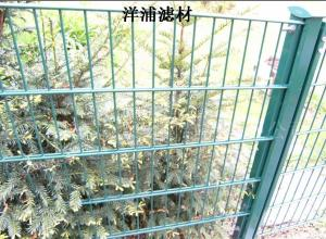 China PVC Coated Rhombic / Diamond Wire Mesh Fences / Wire Netting For Sports Field on sale