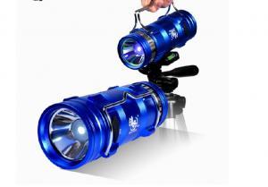China 80V - 240V AC Underwater Led Fishing Lights Low UV , 300M Inside Water , 3 Piece 1W Bridgelux LED on sale