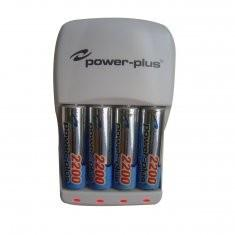 China 4 pcs AA / AAA  1.5V 2000 mA  Ni - MH / Ni - Cd rechargeable batteries charger on sale