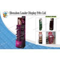 China Custom Made Corrugated POP Display / Floor Environmental Cardboard Display on sale