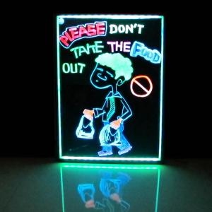 China Fluorescent LED Writing Board (NEW) on sale