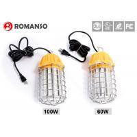 SMD2835 LED Temporary Work Lights , 60 W 100 W Portable String Work Lights