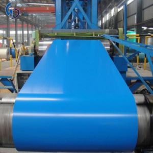 China Corrugated Roofing Roll Forming Materials PPGI Steel Coils Pre Painted Galvanized Steel Sheet on sale