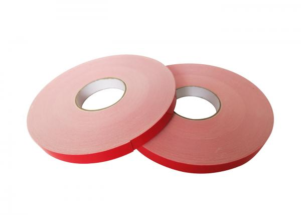 High Quality White Double-Sided Foam Tape; 25mm x 50m
