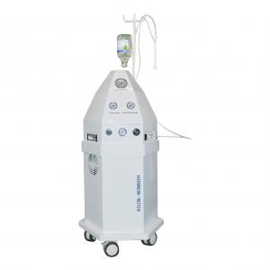China Water Oxygen Jet Machine Professional Skin Care Oxygen Facial Care Machine on sale