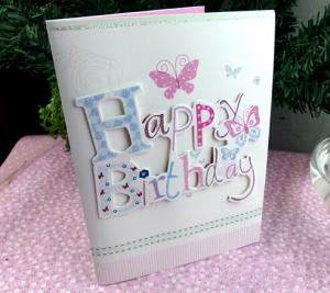 China Happy birthday music greeting cards on sale