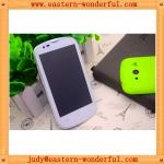 China OEM 4inch 3g dual core QC8225A note smartphone android with IPS screen/camera/gps/blutooth wholesale