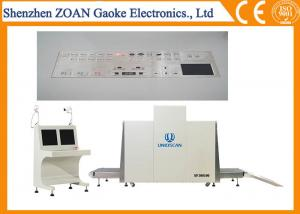 China Heavy Conveyor Load X Ray Detection Equipment For Baggage 38AWG Wire Resolution on sale