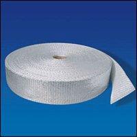 Glass fiber tape with aluminium