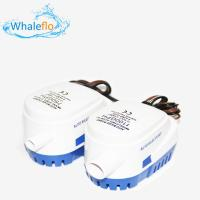 Whaleflo 1100 GPH Automatic Submersible Bilge Pump - With Built In Water Sensor -Head 5M 12 Volt 4.0 Amp