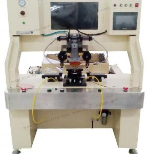 China COF single station Pulse Heating Bonding machine on sale