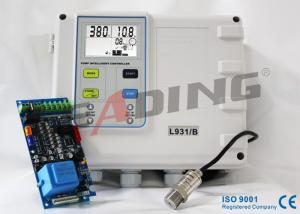 China Single Pump Smart Water Pump Controller Analog Signal 0.5-4.5V , 310 X 220 X 120 Mm Unit Dimension on sale