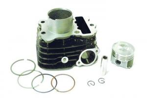 China Motorcycle Aluminum Alloy Cylinder Kits  For Bajaj Discover100 Engine Parts on sale