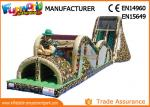 Mega Inflatable Obstacle Course Inflatable Inflatable Assault Course