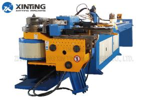 China 5 Inches Capacity CNC Tube Bender Pipe Bender Pipe Bending Machine Global Warranty on sale