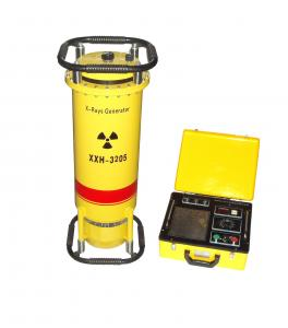 China Panoramic radiation portable X-Ray Flaw Detector XXH-3505 for welding line detection on sale