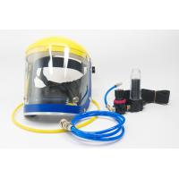 China Type 8502 Full Face Gas Mask For Painting Car 35*28*22cm Easy Clean on sale