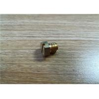Milled Machined Small Cnc Machining Turning Parts Precision Brass Hardware
