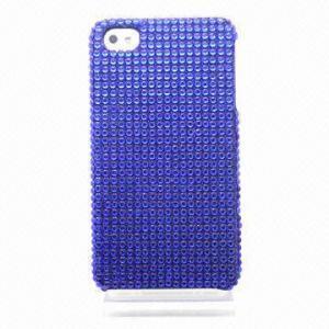 China Crystal Diamond Cellphone Case on sale