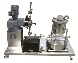 China Liquid Micro Screw Feeder High Precision Weight Low Noise Customized Size on sale