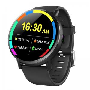 China IP67 Waterproof 2.03 Inch MTK6739 Quad Core 1GB+16GB GPS Heart Rate Tracker Android 7.1 4G Smart Watch on sale
