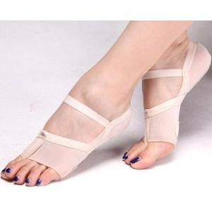 China Ballet Dance Toe Pad Practice Shoes foot Protection Socks on sale
