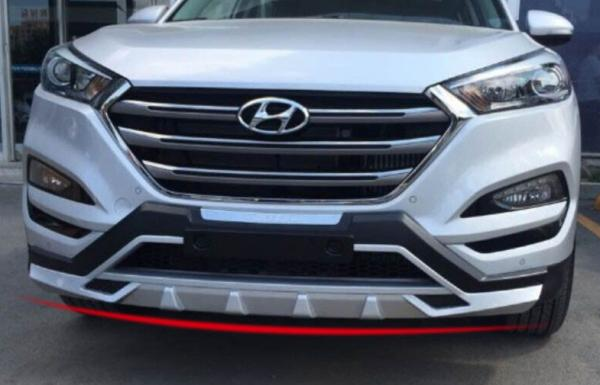 HYUNDAI Tucson 2015 Professional Car Accessories , IX35 Front Guard