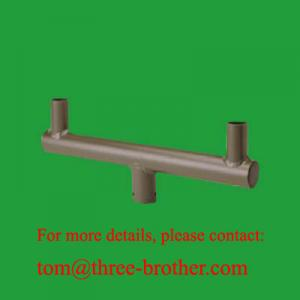 China Twin round vertical tenon on sale
