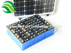 China Black Lifepo4 Rechargeable Battery , 96V 200Ah Trailer Lifepo Motorcycle Battery on sale