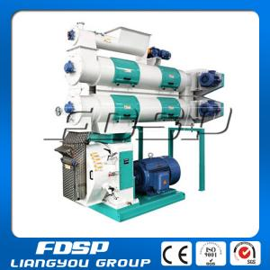 China CE ISO SGS High Grade Fish Feed Pellet Mill& Pellet Machine & Feed Pellet Mills on sale