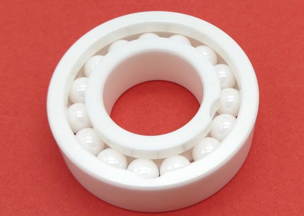 6810 Full Ceramic Bearings 50x65x7 mm Open Type ZrO2 Ceramic