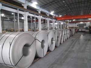 China 1.5mm  4.0mm 8.0mm  316L stainless steel coil for heat exchanger, food industry on sale