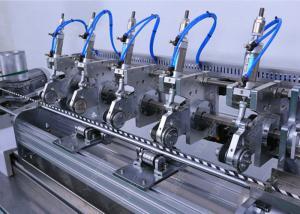 China Eco Friendly Paper Straw Making Machine , Paper Straw Manufacturing Equipment supplier
