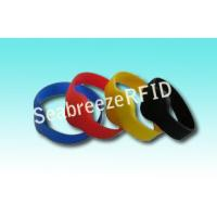 Plus S/X chip Silicone Wristbands / NFC Wristbands