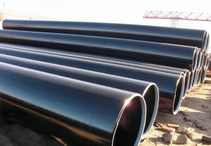 China Seamless API 5L X52 Pipe For High Pressure Boiler , API 5L Steel Pipe on sale