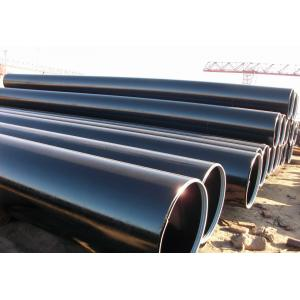 China Seamless API 5L X52 Pipe For High Pressure Boiler , API 5L Steel Pipe on sale