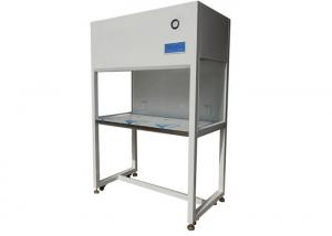 China Vertical Laminar Flow Cabinets / Laminar Flow Bench With Filter Pollution Monitoring on sale