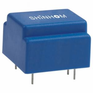 China Toroidal Coil Structure Encapsulated Power Transformer Pcb Mount 230Vac / 115Vac on sale