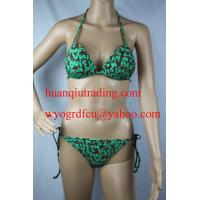 China NEW L-V Europe &the United States, Japan&South Korea 2013 sexy hang together neck bikinis on sale